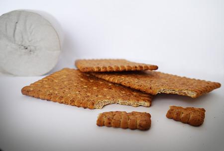 dietary: dietary cookies Stock Photo