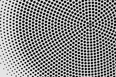 futuristic effect: Speaker holes