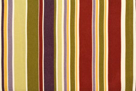 Striped fabric texture Stock Photo - 16776495