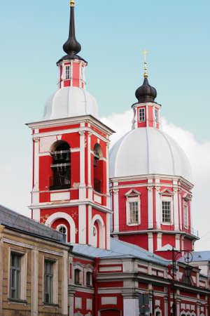 panteleimon: Panteleimon church in Saint Petersburg, Russia