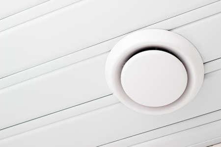 Bathroom extractor fan Stock Photo