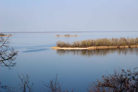 dniper: The Dnieper river view, Ukraine