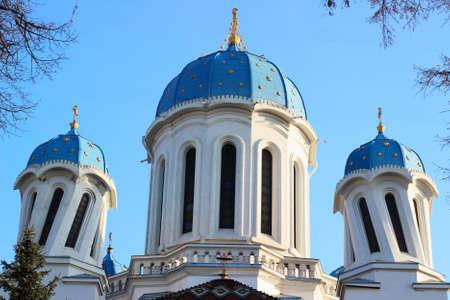 St. Nicholas Church - founded 1939, Chernivtsi, Ukraine