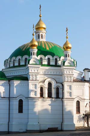 Kiev Pechersk Lavra Church in Kiev, Ukraine