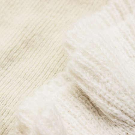 tejidos de punto: Textura blanco Prendas de punto