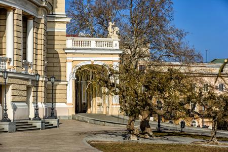odessa: Odessa Opera Theater