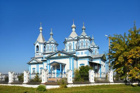 Three Saints Church. Pryluky, Chernihivska oblast, Ukraine. Stok Fotoğraf