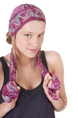 shawl: