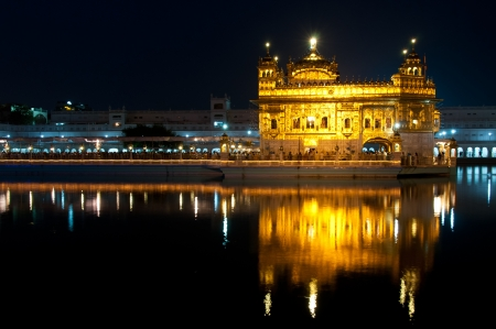 Golden Temple in Amritsar photo