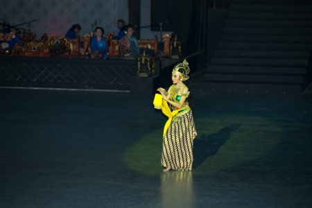 poem: YOGYAKARTA, INDONESIA - SEP 12: Ramayana Ballet show at Prambanan temple on SEP 12, 2012  in Yogyakarta, Indonesia. It is based on epic Hindu poem and represents Javanese style, culture and music.