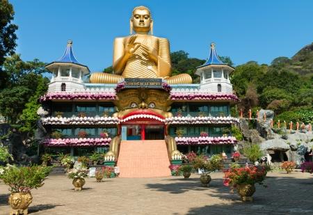 Golden Temple of Dambulla (Dambulla Cave Temple), Sri Lanka