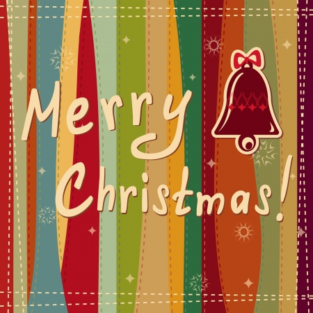 Christmas card Stock Vector - 16234600