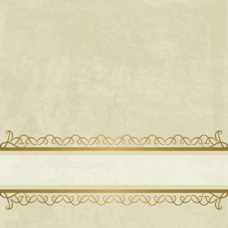 elegant vintage background Stock Vector - 16513096