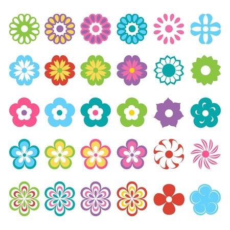 flowers boy: set of flowers