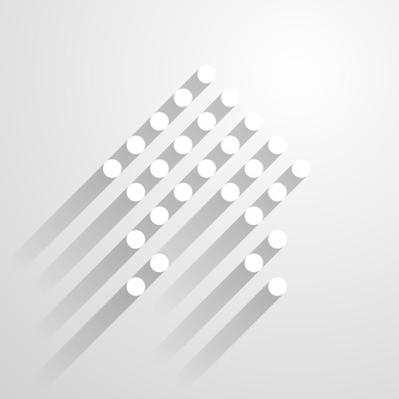 grey house icon