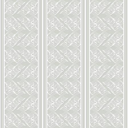 grey pattern: grey seamless lacy pattern Illustration