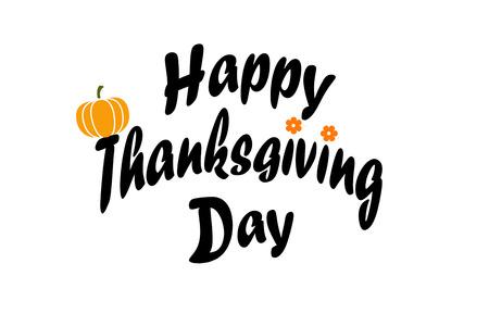 Happy Thanksgiving Day 免版税图像