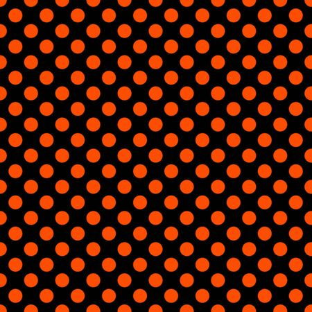 Autumn seamless patterns. Endless texture for wallpaper, fill, web page background, texture. Set of halloween and thanksgiving geometric ornament. Orange and black colors.