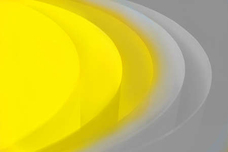 Abstract bright illuminating yellow and gray colours background. Trendy color of the year 2021 - Gray and Yellow as Gradient colors palette. Trendy multicolor paper background. Copy space. 版權商用圖片