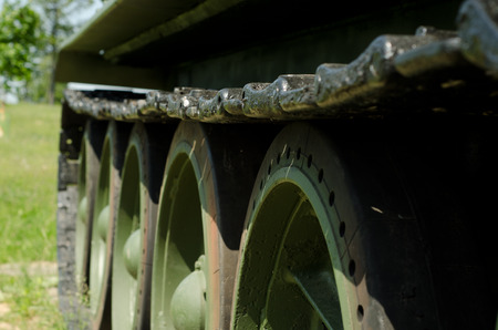 Caterpillar tank by CU