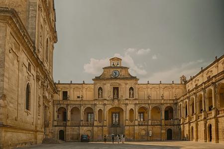 architectonic: Duomo plein in Lecce