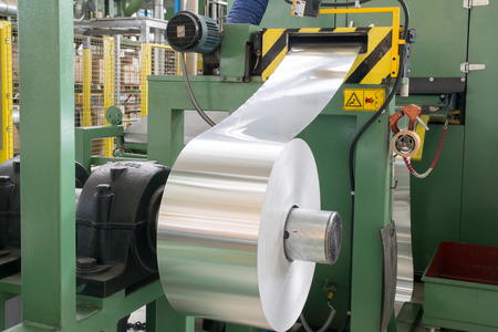 aluminum roll for press molding