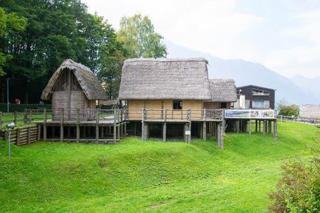 paleolithic: paleolithic pile-dwelling Editorial
