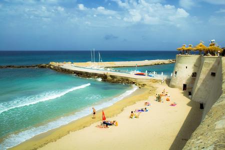 mediterranea: Gallipoli beach Editorial