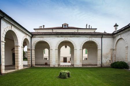18th: Montecchio Maggiore(Vicenza, Veneto, Italy) - Villa Cordellina Lombardi, built in 18th century Editorial