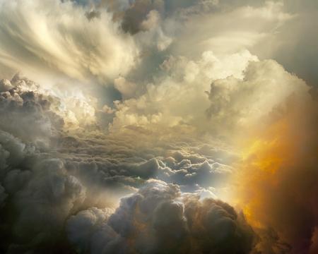 cloudscape: Dramatic Cloudscape