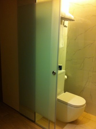 interior: Toilet interior design