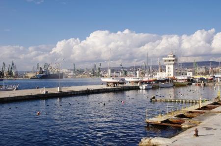 Port Varna,  Bulgaria