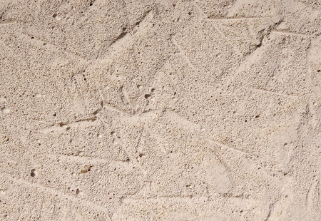 porosity: Autoclaved aerated concrete closeup in sunny day