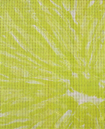synthetic: Light green synthetic fabric  background in sunny day