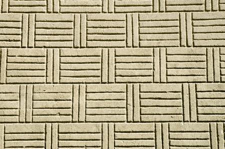 lineas verticales: Yeso con líneas horizontales y verticales en la pared