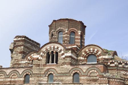 Christ Pantocrator church Nessebar , Bulgaria, Europe