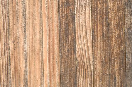 New dirty varnished wooden wall closeup Reklamní fotografie
