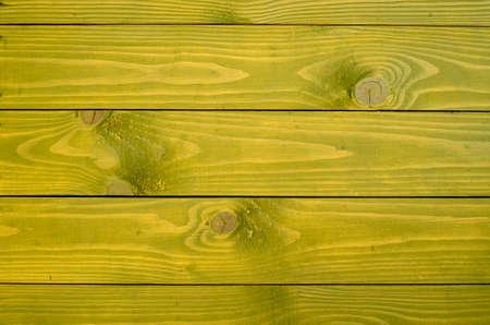 New green wooden wall closeup Banque d'images