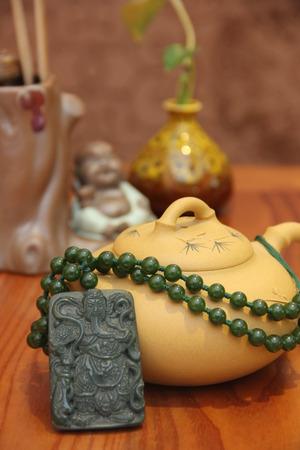 jade: jade pendant