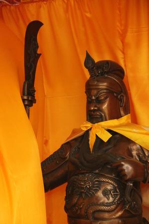 broadsword: Guan Yu