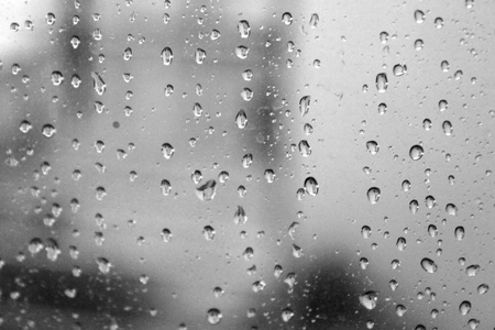 blanco: rain Stock Photo