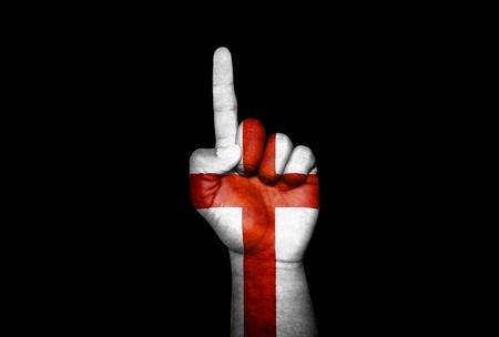 icono: Mano Inglaterra