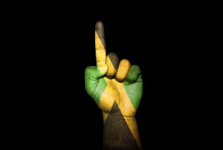 icono: Mano Jamaica