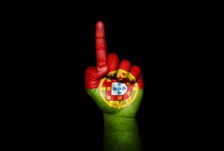 Mano Portugal                      Stock Photo - 13209659