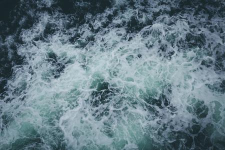 crashing: Ocean Water with crashing waves