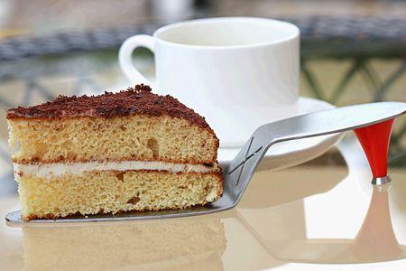 teacake: Serve in style