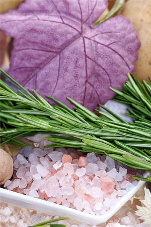 Primordial sea salt and rosemary