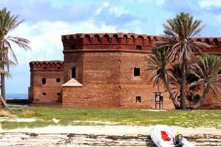 fort jefferson: National state park -Fort Jefferson, Dry Tortugas, Florida