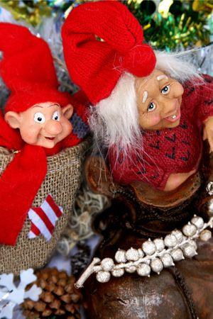 Norwegian christmas trolls