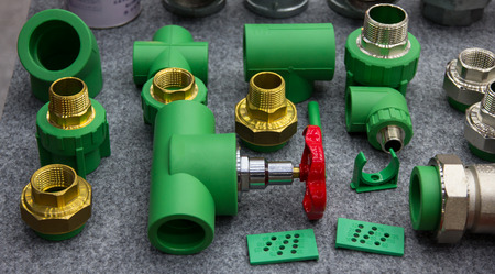 PPR water pipe fittings